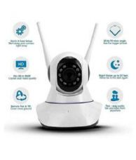 ADDY BEATS V380 Wireless WiFi Ip Camera HD 720P Night Vision with 2 Way Audio and Support Upto 64 GB SD Card Wi-Fi Others Yes Camera for Rs. 1555