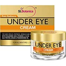 StBotanica Pure Radiance Under Eye Cream For Dark Circles for Rs. 649
