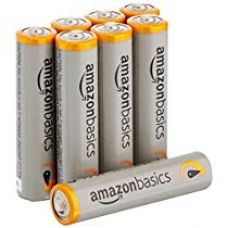 AmazonBasics AAA Performance Alkaline Non-Rechargeable Batte for Rs. 189