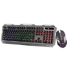 Zebronics Transformer Gaming Multimedia USB Keyboard and M for Rs. 1,100
