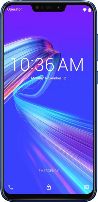 Asus ZenFone Max M2 (Blue, 64 GB)  (4 GB RAM) for Rs. 10,999