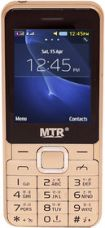 Buy MTR BULLET DUAL SIM MOBILE PHONE WITH 2.4 INCH DISPLAY, WITH POWERFUL BOOM SPEAKER WITH LIGHT for Rs. 879