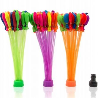 NXTPOWER Solid WBL-0101 MULTI COLOR WATER BALLOON PACK  for Rs. 349