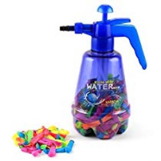 Flat 52% off on RIANZ Water Balloon Pumping Station and PistolsMulticolourS