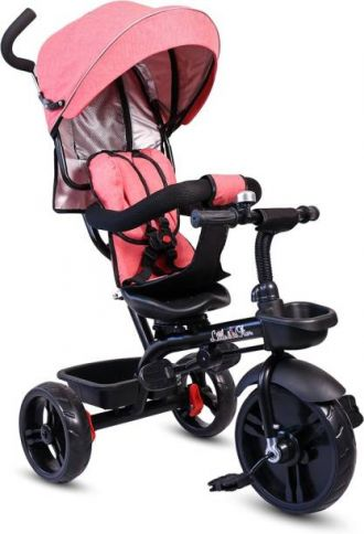 Buy Little Olive Roller Coaster Premium Tricycle with Canop for Rs. 3,499
