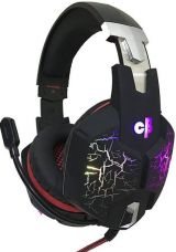 Flat 22% off on Cosmic Byte G1500 7.1 Channel USB Headset for PC/PS4 with RGB LED lights, Vibration Wired Headset with Mic