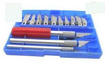Flat 46% off on Hobby Knife Set