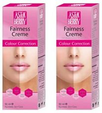 Astaberry Fairness Cream (50g)-Set of 2 for Rs. 119
