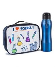Buy The Yellow Jersey Company Lunch Bag & Bottle Set from FirstCry