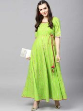 Buy Aks Casual Printed Women Kurti for Rs. 566