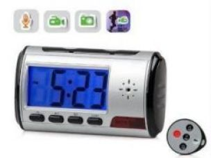 Spy Camera Table Clock for Rs. 1,645
