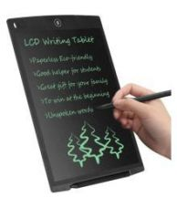 Kids LCD Writing Pad 215cm (8.5) Electronic Reusable & Erasable Drawing Board Tablet for Rs. 490