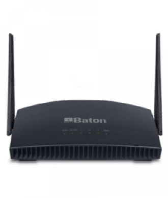 Flat 46% off on iBall WRB-303N 300Mbps Router, Black (Not a Modem)