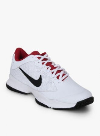 Buy Nike Air Zoom Ultra White Tennis Shoes for Rs. 4497