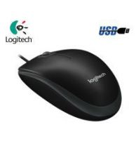 Buy Logitech B100 Optical USB Mouse for Rs. 302