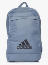 Buy ADIDAS Unisex Grey Solid Backpack from Jabong