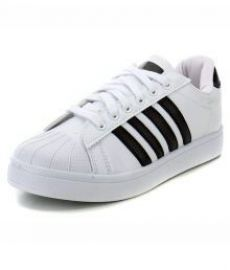 Ethics Sneakers White Casual Shoes for Rs. 499