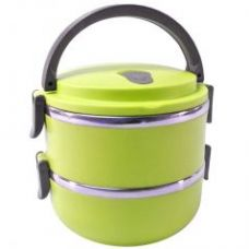 Flat 52% off on 2 Container Lunch Box