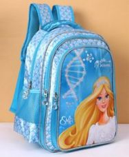 Buy Steffi Love School Bag Blue - Height 16 inches from FirstCry