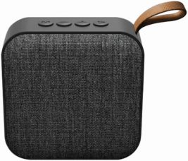 Get 58% off on CELESTECH CT5 Ultra Portable Bluetooth Wireless Super Bass Metal Finish Speaker TF Card USB Slot FM Radio Line With Built-in Mic 3 W Bluetooth  Speaker